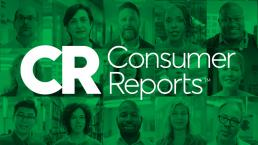 Consumer Reports logo banner